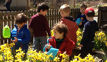 Discovery Saturdays at Reeves-Reed Arboretum