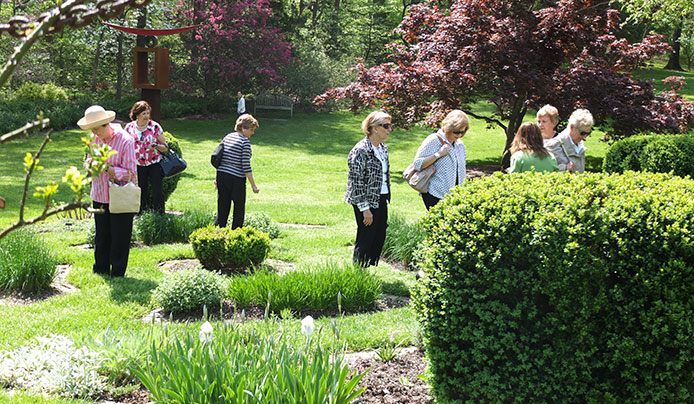 Horticulture and History Tour at Reeves-Reed Arboretum
